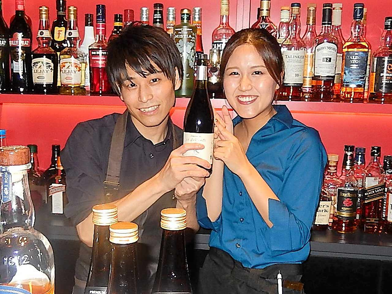 Cafe & Bar15(フィフティーン)阪神西梅田の画像・写真